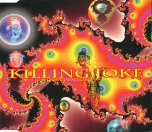 Killing Joke: Millennium - Cover