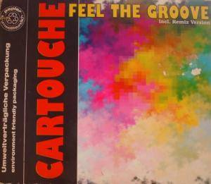 Cartouche: Feel The Groove - Cover