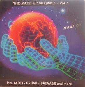 Cover - Jackie Touche: Made Up Megamix - Vol. 1
