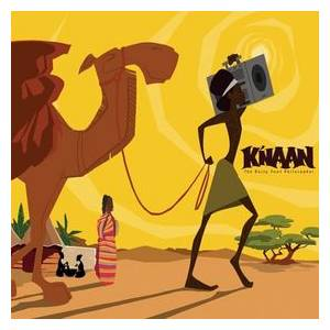 Cover - K'naan: Dusty Foot Philosopher, The