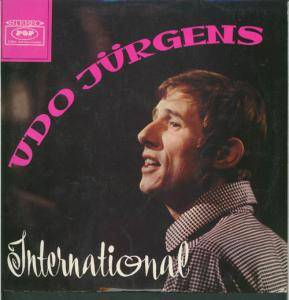 Cover - Udo Jürgens: International