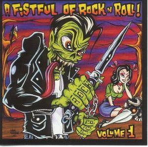 Cover - Electric Frankenstein: Fistful Of Rock'n Roll - Volume 1, A