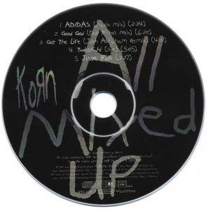 KoЯn: Issues (CD + Mini-CD / EP) - Bild 4