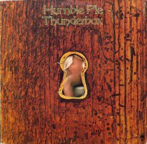 Humble Pie: Thunderbox - Cover