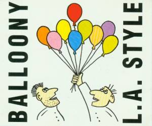 Cover - L.A. Style: Balloony
