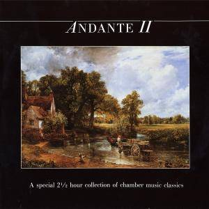 Cover - William Byrd: Andante II