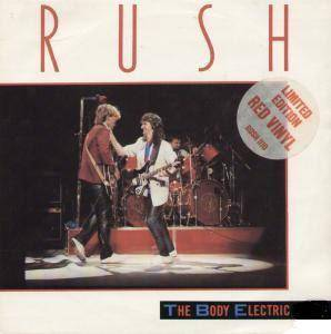 Rush: Body Electric, The - Cover