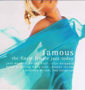 Famous The Finest Female Jazz Today 1 (CD) - Bild 1