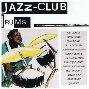 Cover - Gene Krupa & Buddy Rich: Jazz-Club Drums