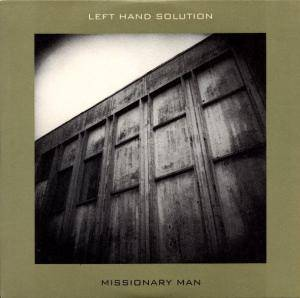 Cover - Left Hand Solution: Missionary Man
