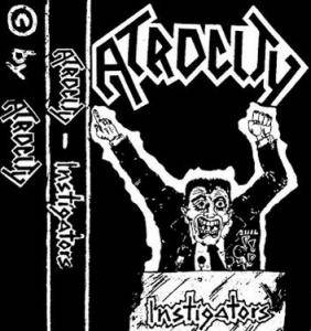 Cover - Atrocity: Instigators