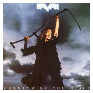 Kayak: Phantom Of The Night - Cover