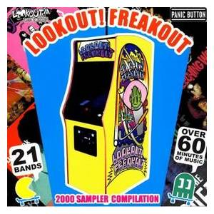 Cover - Dr. Frank: Lookout! Freakout 2000 Sampler Compilation Also Featuring Panic Button Records