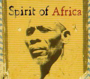 Cover - Amar Sundy: Spirit Of Africa