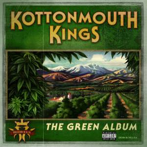 Cover - Kottonmouth Kings: Green Album, The
