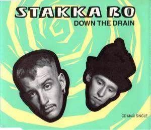 Cover - Stakka Bo: Down The Drain