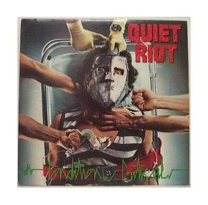 Quiet Riot: Condition Critical (LP) - Bild 1