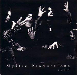 Cover - Allegiance: Mystic Productions Vol. 1
