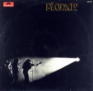 Cover - Planxty: Planxty