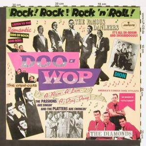 Cover - Passions, The: Rock! Rock! Rock'n'Roll! Doo-Wop
