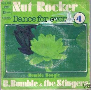 B. Bumble & The Stingers: Nut Rocker - Cover