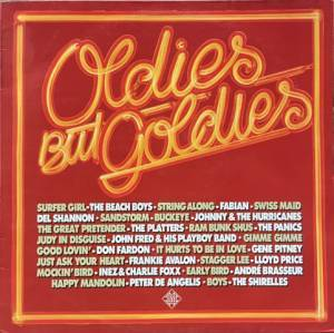 Oldies But Goldies (Decca 23411) - Cover