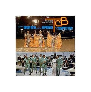Cover - Diana Ross, The Supremes, The Temptations: Original Soundtrack From TCB, The