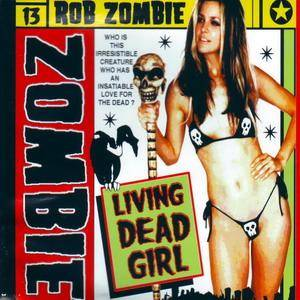 Cover - Rob Zombie: Living Dead Girl