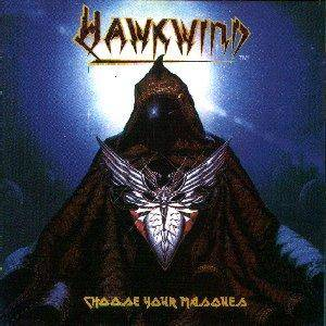 Hawkwind: Choose Your Masques - Cover