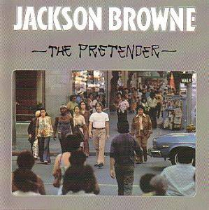 Jackson Browne: Pretender, The - Cover