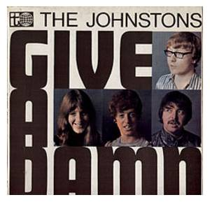 Cover - Johnstons, The: Give A Damn