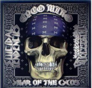 Suicidal Tendencies: Year Of The Cycos - Cover