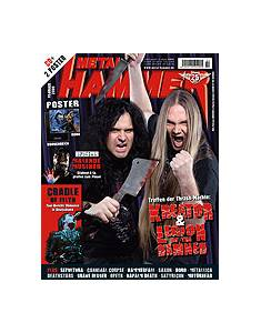 Metal Hammer - Maximum Metal Vol. 136 (CD) - Bild 2