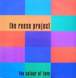 Cover - Reese Project, The: Colour Of Love, The
