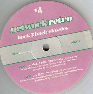 Model 500: Network Retro #4 - Back 2 Back Classics - Cover