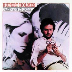 Cover - Rupert Holmes: Partners In Crime