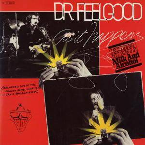 Dr. Feelgood: As It Happens / The Encore E.P. - Cover