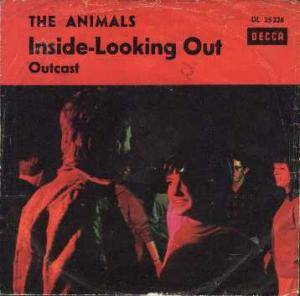 The Animals: Inside - Looking Out - Cover
