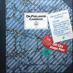 Dr. Feelgood: Casebook - Cover