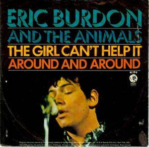 Cover - Eric Burdon & The Animals: Girl Can't Help It, The