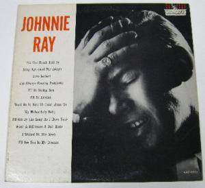 Cover - Johnnie Ray: Johnnie Ray