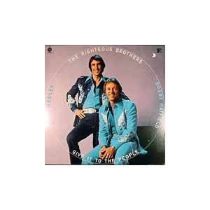 Cover - Righteous Brothers, The: Give It To The People