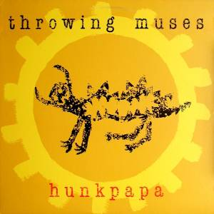 Cover - Throwing Muses: Hunkpapa