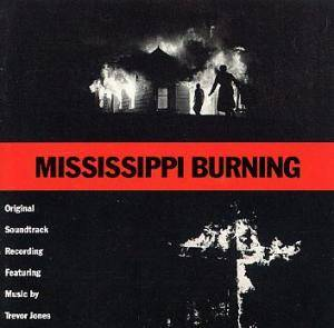 Cover - Trevor Jones: Mississippi Burning