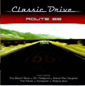 Classic Drive - Route 66 - Cover