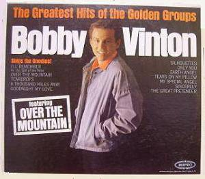 Cover - Bobby Vinton: Bobby Vinton Sings The Goodies