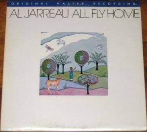 Cover - Al Jarreau: All Fly Home