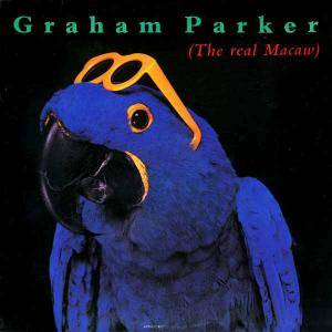 Graham Parker: Real Macaw, The - Cover