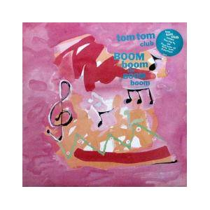 Tom Tom Club: Boom Boom Chi Boom Boom - Cover