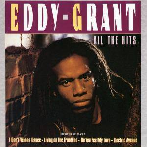 Eddy Grant: All The Hits - The Killer At His Best - Cover